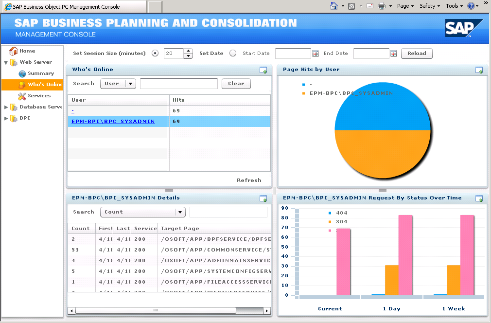 budgeting and planning sap bpc performance analytics