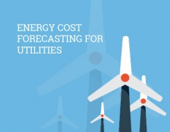 energy cost forecasting for utilities